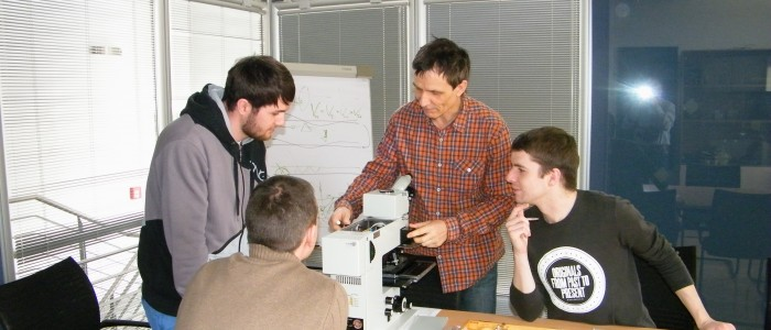 Jena Microscopy training