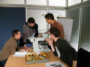 Microscopy training Jena